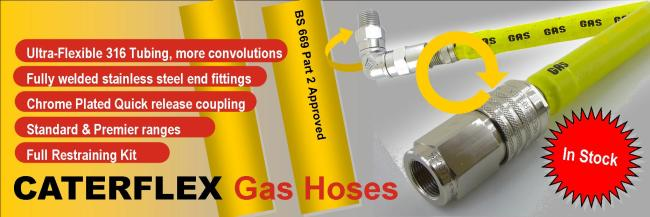 Caterflex Gas Hoses